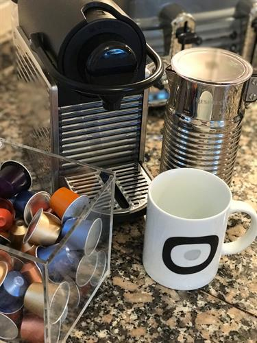 All you need for the perfect coffee!