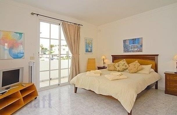 Master bedroom also has Aircon and large balcony