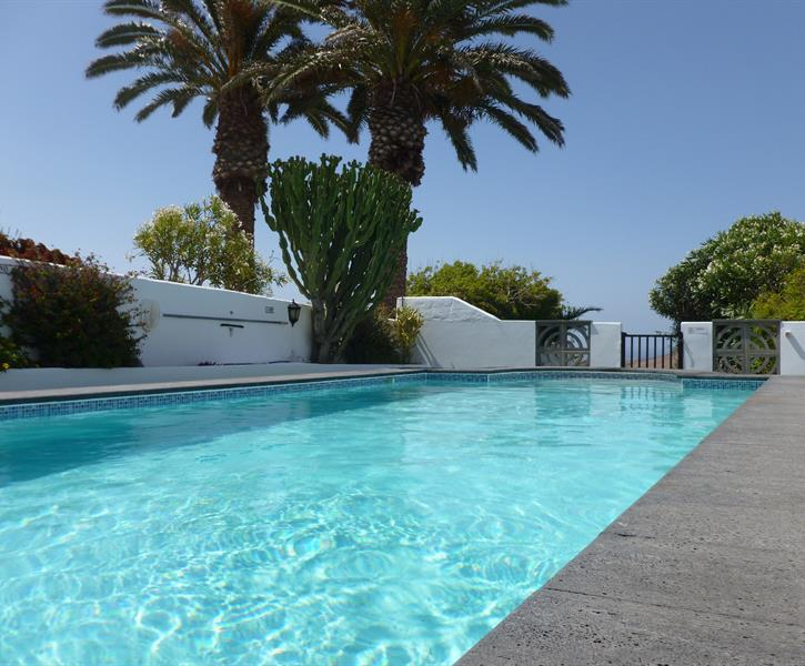 One of the largest private pools on the Island - Villa Antonio