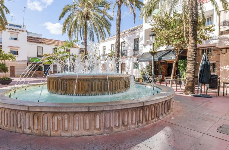 Fountain Estepona