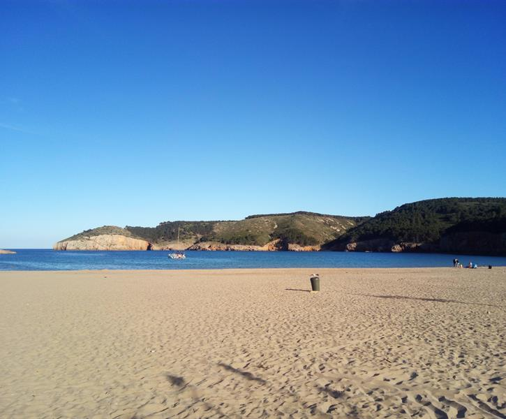 Montgo Bay - only 10 minutes walk from the Villa
