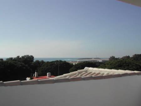 Sea Views from the attic`s terrace