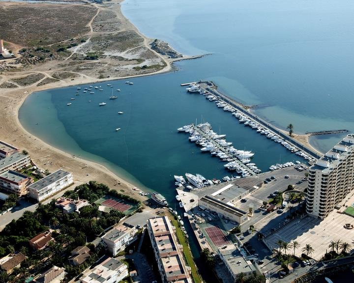 Puerto Bello.Nautic Club,Marina and Menor sea.