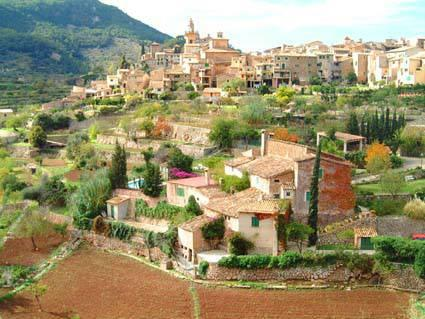 Beautiful Valldemossa only 15 minutes drive