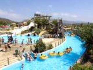 Aqualand at Magaluf only a few minutes way