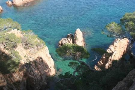 Cala nearby Sant Pol