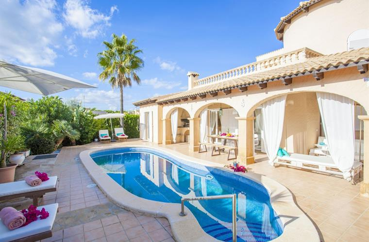 Rent Holiday Villa Spain Villa Bel Air