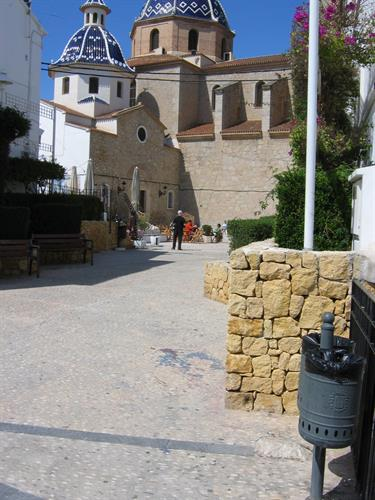 CHURCHSQUARE ALTEA OLD TOWN
