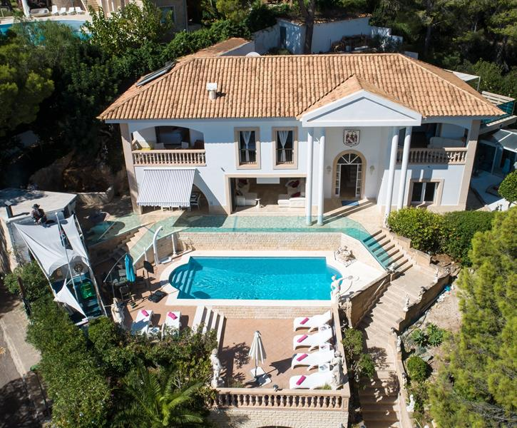 Ultimate Luxury Family Friendly Sea View Villa In Portals