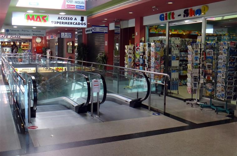 Local Shopping Mall at Riviera