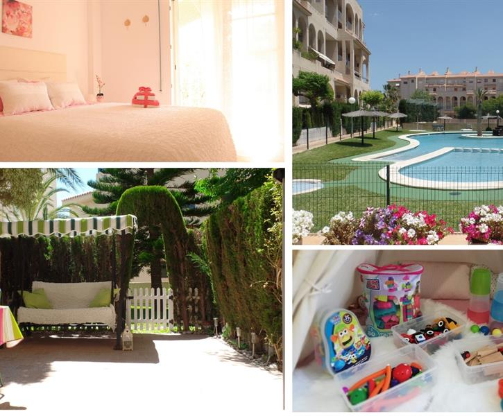 Baby-friendly home by the Muchavista beach (Alicante, campello)