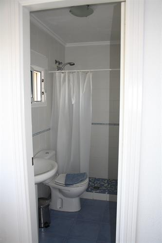 Bathroom - lower floor