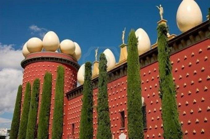 Museum Teatro Dalí is worth a visit