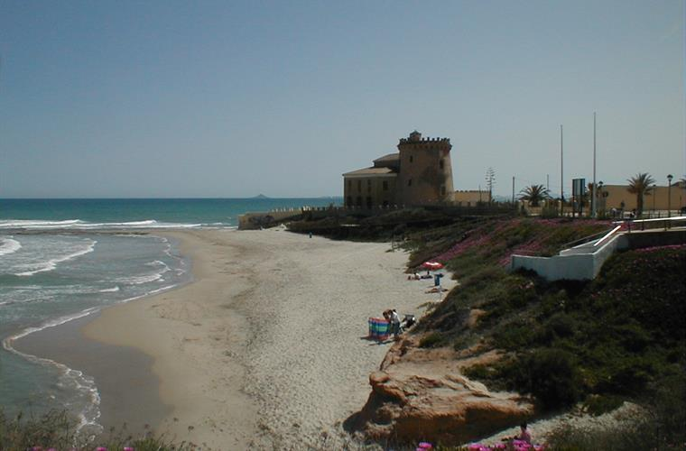 Torre de la Horadada 2nd Beach