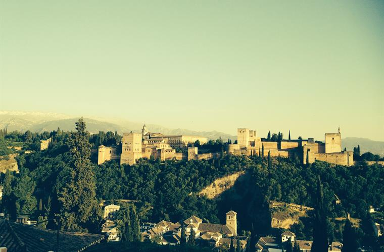 Visit the Alhambra Palace 20 minutes by car. Make sure you book.
