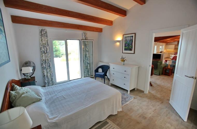 Garden En Suite Bathrooms: Holiday Villa For Rent In Sant Lluis (Binisafuller)