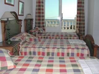 3 beds bedroom with terrace and wonderful seaviews