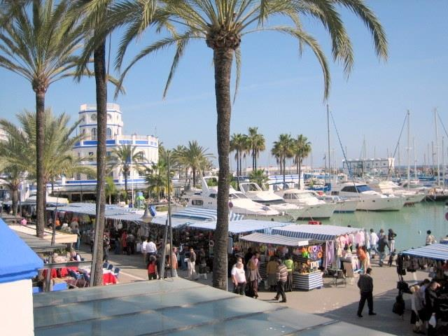 Estepona Sunday Market -in February !