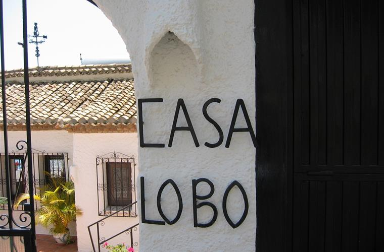 Casa Lobo will welcome you!