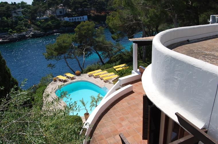 luxury villa with pool Mallorca