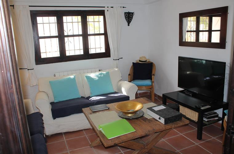 SITTING ROOM CORTIJO AND TV LOUNGE