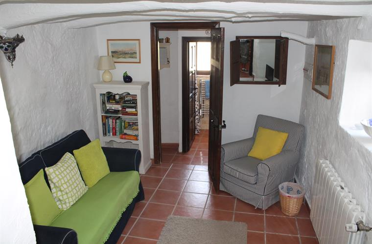READING AND GAMES ROOM - CORTIJO