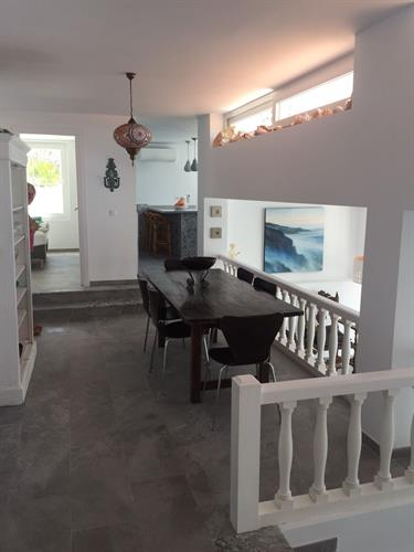 Dining Area indoor close to Kitchen