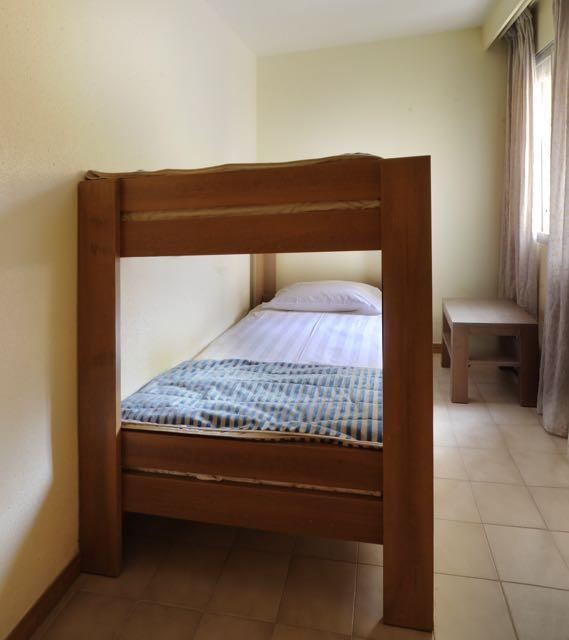 3rd Bedroom with good quality bunkbed