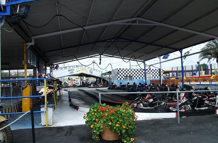 Go Kart for all the family only 10 minutes from the house