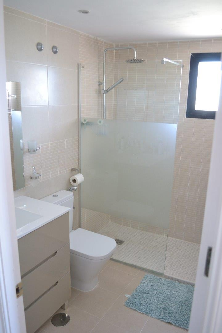 Wet Room en-suite