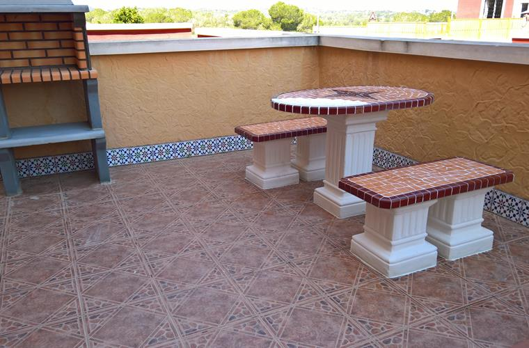 holiday bungalow for rent in torrevieja los altos