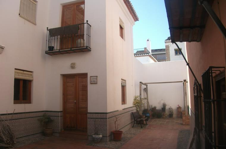 Casa Roma, two bedroom house within the Tia Maria estate