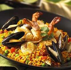 Let our chef come to the villa and prepare a fresh Spanish meal!