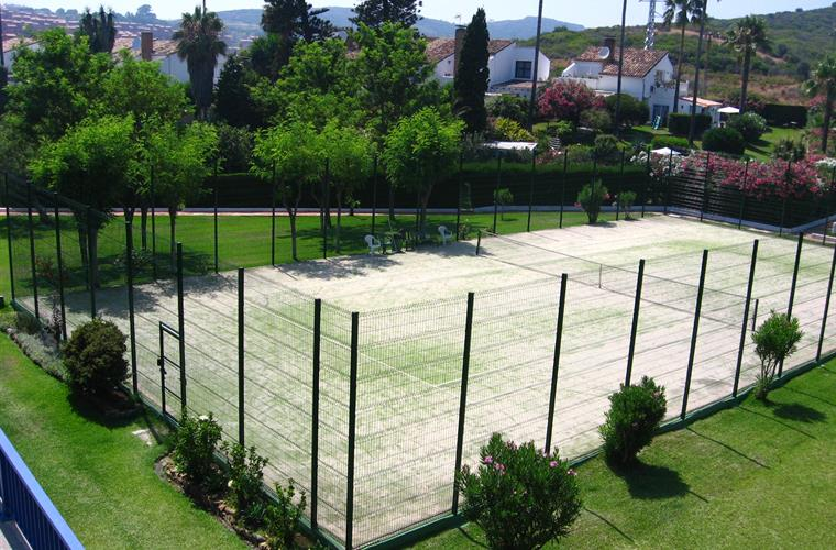 Tennis Court for owners and guests