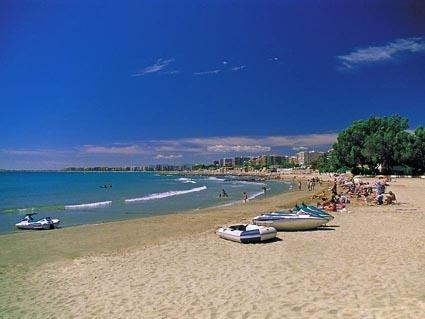 Benicassim beach 1 hour by car