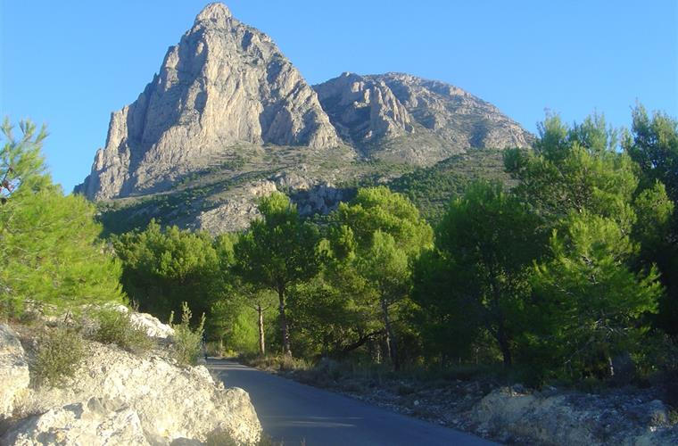There is lots of great walking in and around Alicante