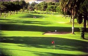 Golf Course near Estepona