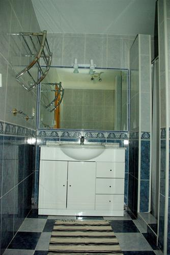 First ensuite bathroom