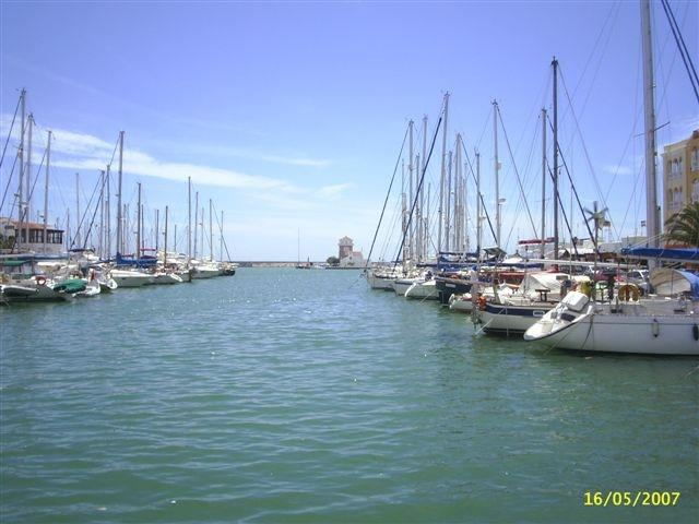 Marina at Almerimar