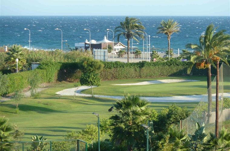 view of the nineteenth hole from terrace,enjoy a cocktail here