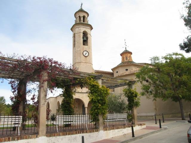 Santa Maria church in Salomo